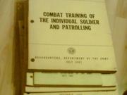 Уставы армии США по боевой подготовке (оригинал на агл.яз.)